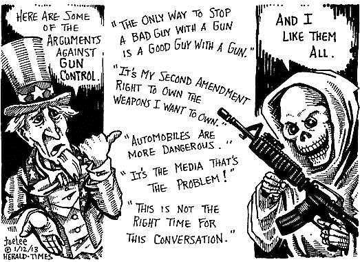 Gun Control Essay Thesis
