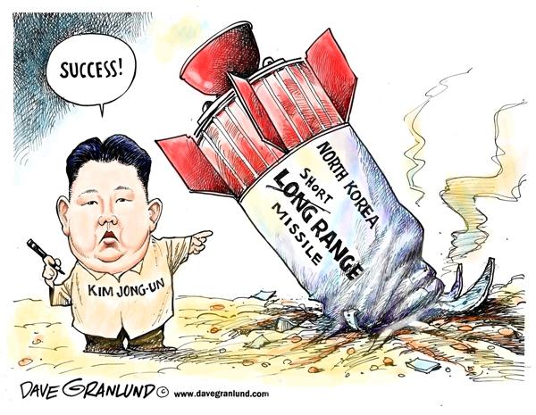 Resultado de imagem para cartoon bomb korea fail