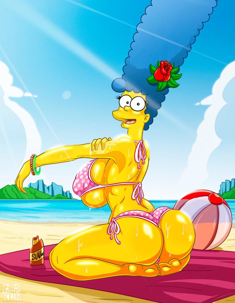 Simpson's ass