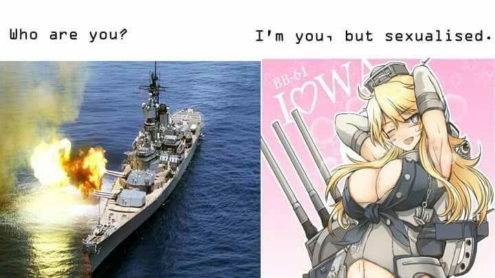 i hope will anime girl portraits kancolle ships 146200982