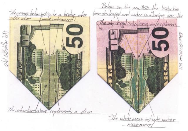 One Dollar Bills Have The Illuminati Symbol On Them So 138812859