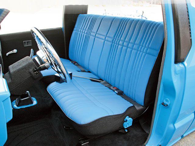 I'ts a Mitsubishi Mighty Max/Dodge Ram 50  The Mazdas had