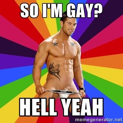 That's Fuckin Gay Fuckin Gay As Hell