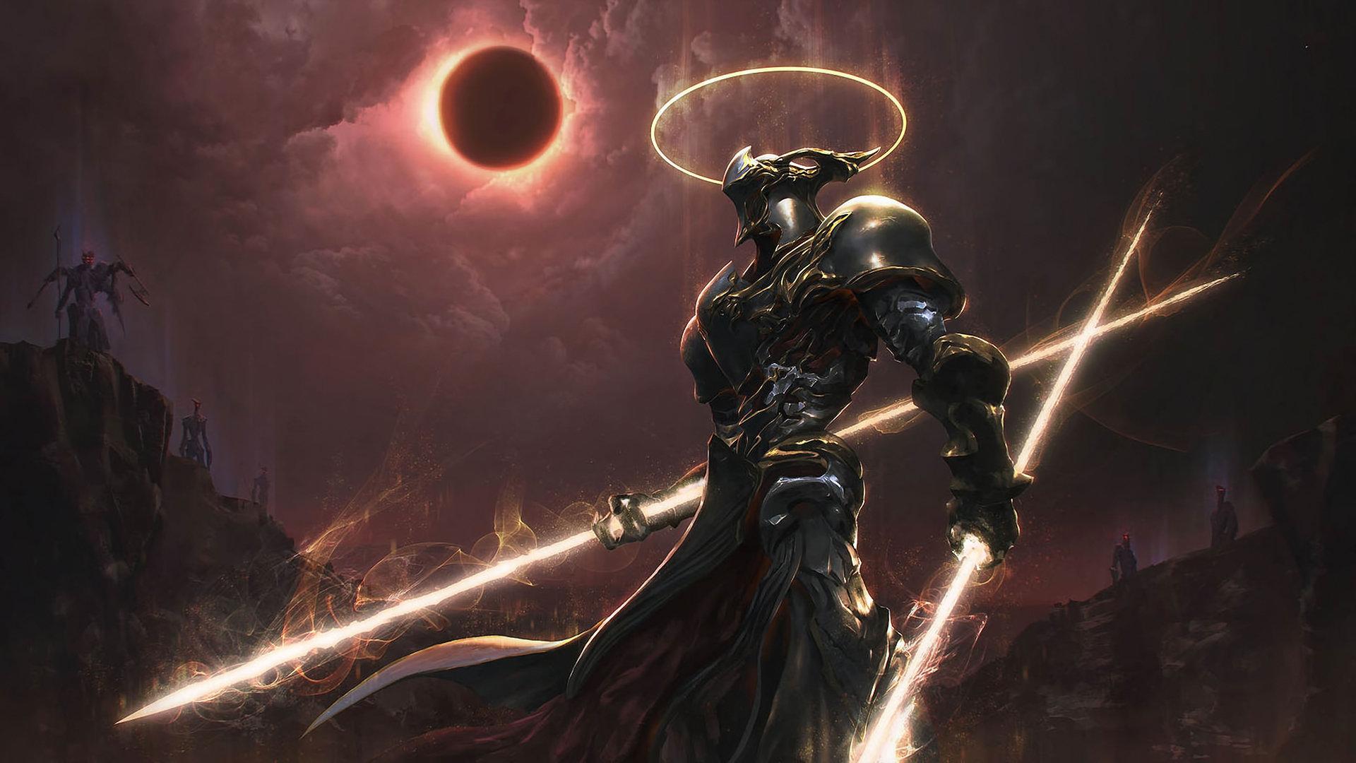 Diablo 2 Angels – HD Wallpapers