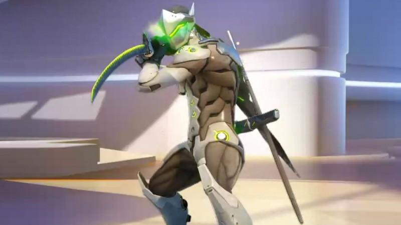 Genji Maskless