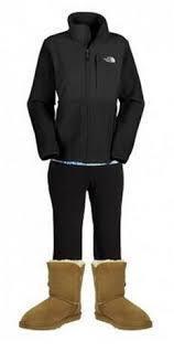 Best Yoga Pants: North Face Uggs Yoga Pants